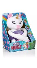 Fingerlings Hugs GIGI White Unicorn Advanced Interactive Plush WowWee Stuffed