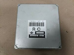 01-02 Nissan Sentra Engine Control Unit Engine Module Computer ECU JA56L60 B21