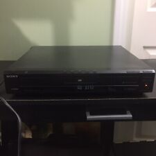 Sony DVP-NC85H 5 Disc HDMI DVD CD Player Changer - Works Great - No Remote