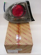 LEXUS OEM FACTORY SPORT DESIGN DRIVERS REAR OUTER TAIL LAMP 2004 IS300