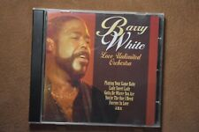 Barry White - love unlimited Orchestra - CD