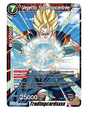 ♦Dragon Ball Super♦ Vegetto, force concentrée : BT2-012 SR -VF-