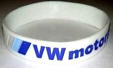 VW bracciale FAN BRACCIALE IN SILICONE braccialetto VOLSKWAGEN MOTORSPORT