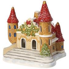 Villeroy & Boch Mini Christmas Village Lichthaus Schloss Nr 5412