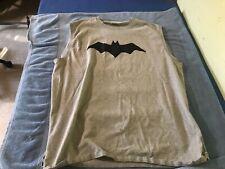 BATMAN logo Shirt XL Band BOSTON Tom Scholz style