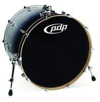 Spl Bass Drum Black 22 X 16 Quot Missing Hardware Ebay