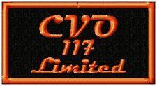 CVO 117 Limited -   BIKER PATCH