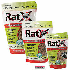 Ratx NON-Toxic Mice and Rat Rodent Control Bait Bag Safe For People and Pets