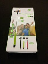 Selfie Sticks for iPhone and Android (Built-in Bluetooth)