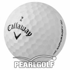 50 CALLAWAY SUPERSOFT 2017 GOLFBÄLLE - AAAA - AAA LAKEBALLS IN TURNIERQUALITÄT