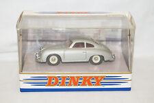 DINKY COLLECTION dy-25 PORSCHE 356 A COUPE 1958 argent 1:43 MATCHBOX