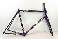 Cinelli Vigorelli Steel Purple Frameset LARGE RRP£799