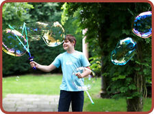 WORLD's BEST Giant Bubble Sword!  ----  So easy to use 3+