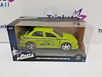 JADA - Fast & Furious - Brian's Mitsubishi Lancer Evolution VII 1:32