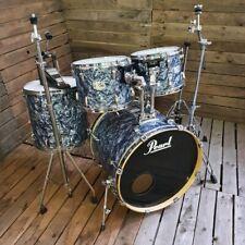 More details for acoustic drum kit pearl exr, blue prism used! rkple080921
