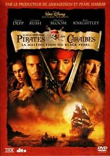 Pirates des Caraibes, La malédiction du Black Pearl - DVD