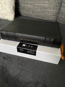 Humble Lamb Bible. KJV Lion