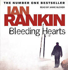 Bleeding Hearts by Ian Rankin Audio Cd read by Jamie Glover