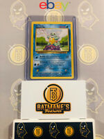 Squirtle 63/102 NM/M MINT Base Set Non-Holo Pokemon Card