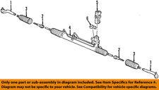 Mercedes MERCEDES-BENZ OEM ML350 Steering Gear-Outer Tie Rod End 1643301203