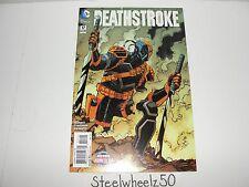 Deathstroke #17 John Romita Jr Variant Comic DC 2016 Lawman Red Hood Kirkham HTF
