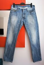 G-STAR RAW Men's BLADES TAPERED Light Wash 50814 5210 424 Jeans size W34 L32