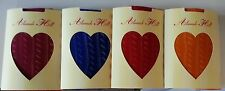ALANNAH HILL HOSIERY PATTERNED TIGHTS 5 COLOURS NEW FAST FREE POST
