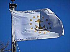 NEW RHODE ISLAND 3x5ft FLAG new superior quality fade resist flag us seller