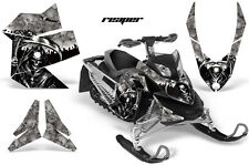 Snowmobile Graphics Kit Sled Decal Wrap For Ski Doo Rev XP Summit 08-12 REAPER S
