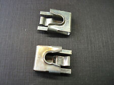 2 pcs 1968-1970 Chrysler Dodge Plymouth door handle rod clips NOS 2802570