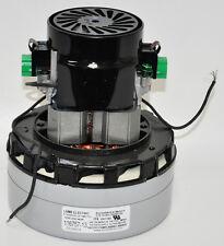 "Ametek Lamb 5.7"" 120 Volt B/B 2 Stage Peripheral Bypass Vacuum Motor 116757-13"