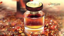 AMBER ELIXIR ORIFLAME Eau de Parfum 50 ml Original Woman new