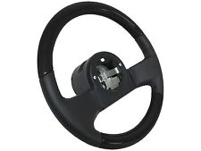 1984 -1989 C4 Corvette Steering Wheel NEW 1/2 Black Wood & Leather