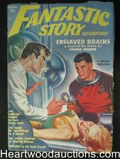 Fantastic Story Winter 1951  Clark Ashton Smith, Binder, Long