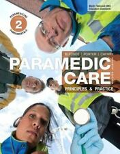 Paramedic Care: Principles & Practice, Vol 2 by Bledsoe, Porter & Cherry, 4th Ed