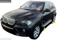 Marchepied Kit pour Se BMW X5 E70 Pas Barre Bas de Caisse Latéraux Panneaux
