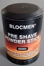 BLOCMEN DERMA PRE-SHAVE POWDER STICK - 60g - FOR SENSITIVE SKIN