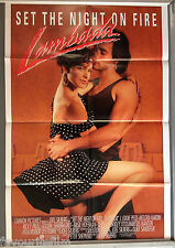 Cinema Poster: LAMBADA 1990 (One Sheet) Eddie Peck Melora Hardin Adolfo Quinones