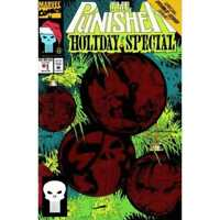 Punisher (1987 series) Holiday Special #1 in NM + condition. Marvel comics [*56]