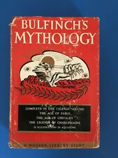 Bulfinch's Mythology: Age of Fable, Age of Chivalry, Legends of Charlemagne