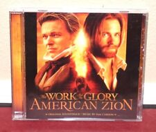 The Work and the Glory American Zion CD Soundtrack Mormon LDS