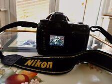 nikon d70 + Nikkor 28-200 Lens