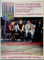 Hot Press Music Magazine November 3 1988 U2, John Cleese, Julian Cope,