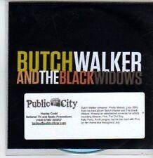 (BT291) Butch Walker And The Black Widows, Pretty Melody - DJ CD