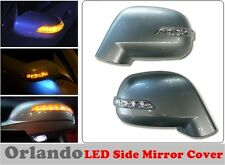 LED Light Side Mirror Cover (2 way) for Chevrolet  Orlando (2011~on)////