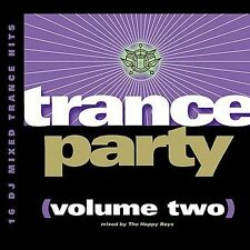 NEW Trance Party Vol. 2 ULTRA RARE CD SPECIAL FOR DJS  Heaven - DJ Sammy/Yann