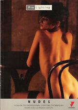Pro Lighting. NUDES. Iluminacion en fotografía. Desnudos. Nude. AKT