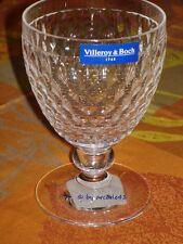 V&B VILLEROY & BOCH - BOSTON - Weissweinglas  / Weinglas Glas h=~120mm