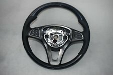Mercedes w166 Lenkrad Holzlenkrad  GL GLE 292 x166 GLS w166 GLC w253
