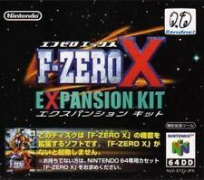 N64/Nintendo 64 Jeu - 64dd F-Zero X Expansion (JAP) (avec neuf dans sa boîte) comme neuf